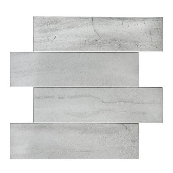 Bilde av Stein Subway Mikrosement selvklebende veggfliser