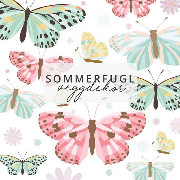 Bilde av Sommerfugl