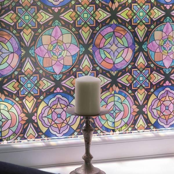 Bilde av Static Lancaster vindusfolie