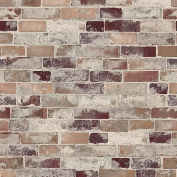 Bilde av Old brickwall tapet