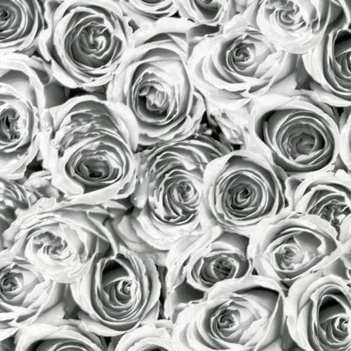 Vareprøve: Rose garden kontaktplast