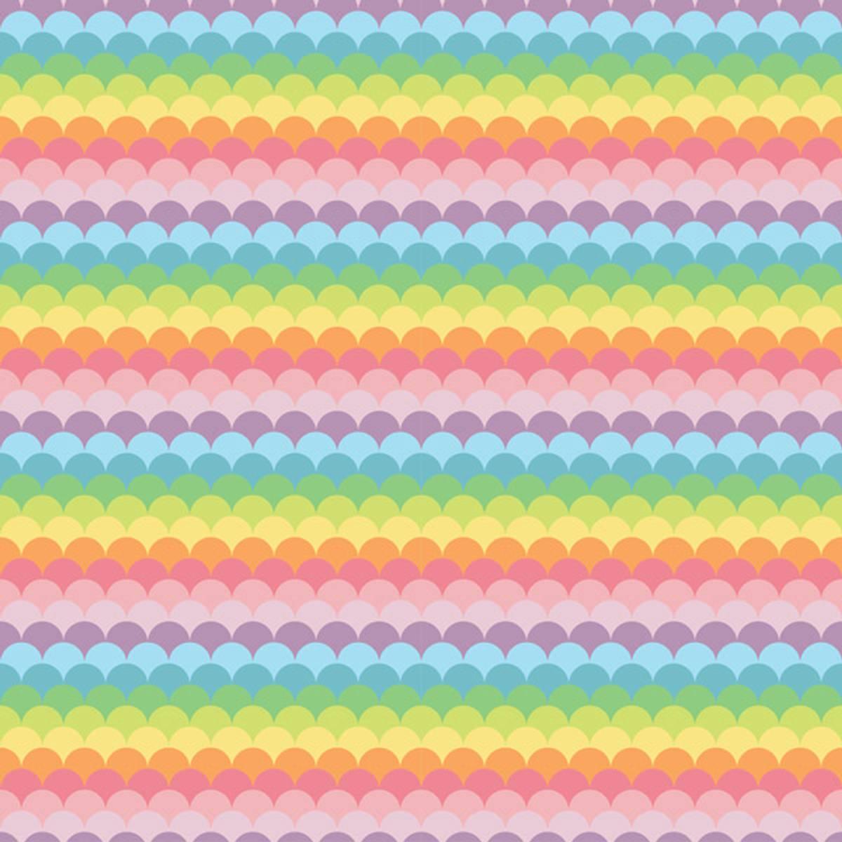 Vareprøve: Rainbow kontaktplast