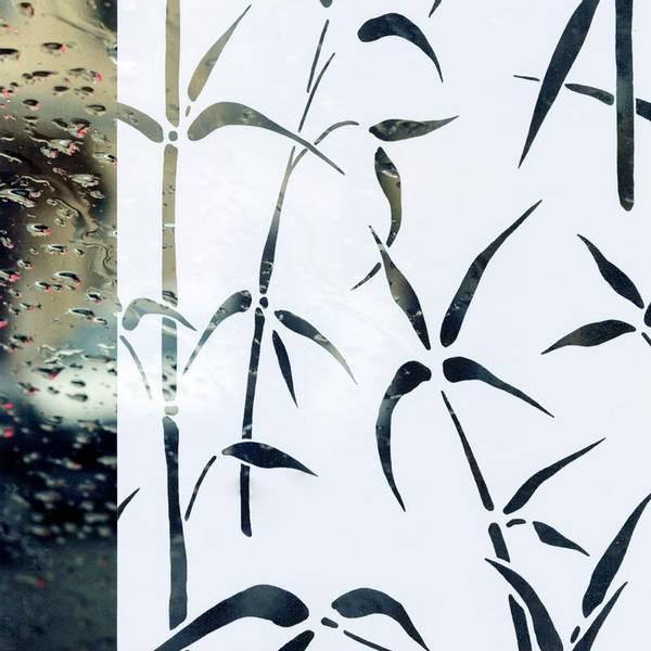 Bilde av Static Bamboo vindusfolie