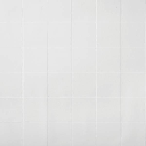 Bilde av Vareprøve: White Tiles våtromstapet
