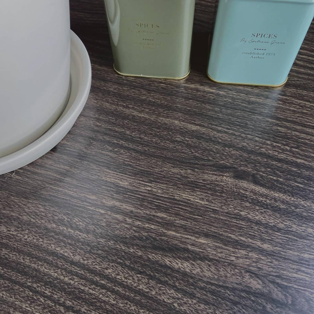 Vareprøve: Dark ash kontaktplast