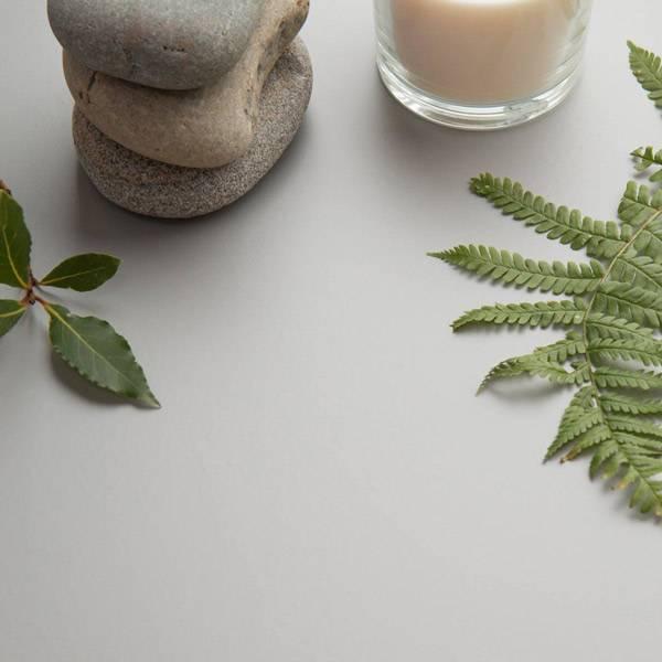 Bilde av Uni Matt lys grå kontaktplast