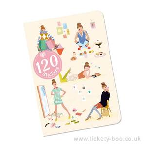 Bilde av Stickers notebook