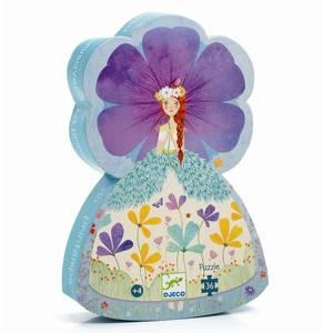 Bilde av Djeco puslespill, vårprinsesse