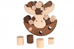 Bilde av Goki nature Moose balancing game
