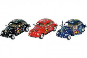 Bilde av Volkswagen classical beetle med print, stor