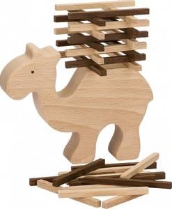 Bilde av Goki nature Stacking game camel