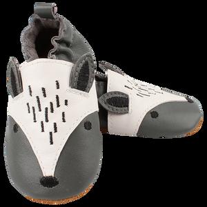 Bilde av Pullux elastic slippers, grå