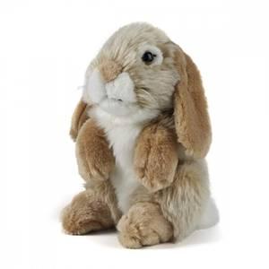 Bilde av Living Nature sitting lop eared rabbit, brun