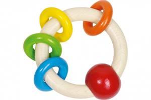 Bilde av Touch ring 4 rainbow rings