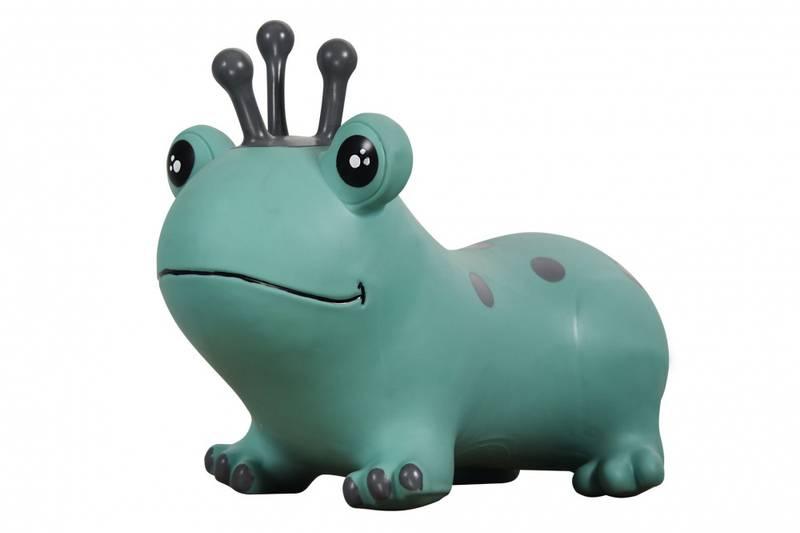 Magni Jumping Frog - Green