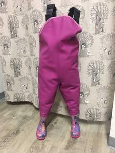Bilde av Barnevaderen rosa.