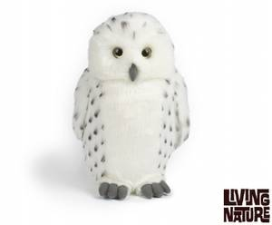 Bilde av Living nature snowy owl large