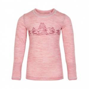 Bilde av Ulltrøye, silver rosa melange, Celavi