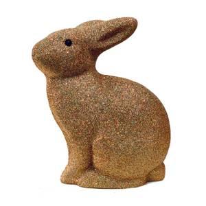 Bilde av Heico nattlampe kanin, gullglitter