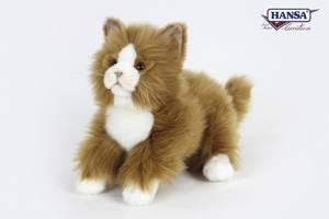 Bilde av Hansatoy katt, beige
