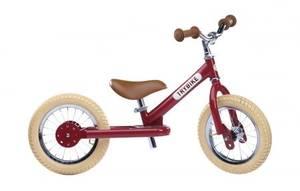 Bilde av Trybike rød 2 hjul, vintage rød