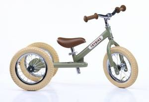 Bilde av Trybike 3 hjul, grønn vintage