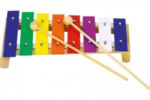 Bilde av klokkespill fra Goki, 8 toner