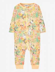 Bilde av Mummi Buttercup pyjamas yellow