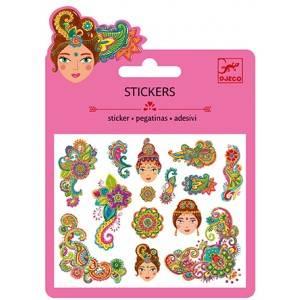 Bilde av Stickers, Indian design