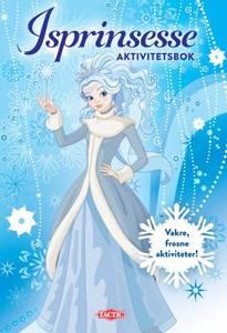Bilde av Aktivitetsbok isprinsesser