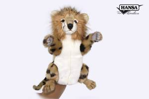 Bilde av Hansatoy hånddukke gepard