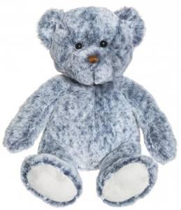 Bilde av Teddykompaniet bamse blåmelert 35 cm