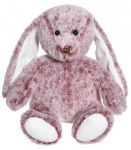 Bilde av Teddykompaniet kanin rødmelert 35 cm