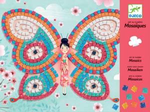 Bilde av Mosaikkbilder, sommerfugler