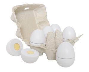 Bilde av Pakke med 6 egg