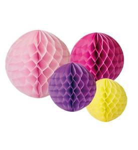 Bilde av Honeycombs rosa