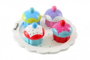 Bilde av Muffins på tallerken