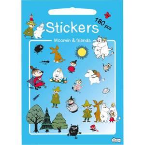 Bilde av Stickers, Moomin and friends