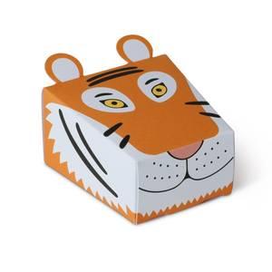 Bilde av 3 pakning, tiger, løve og gris