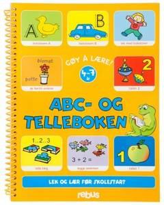 Bilde av ABC og telleboken