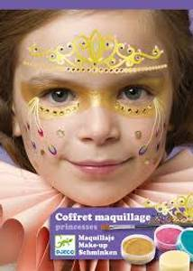 Bilde av Ansiktsmaling, prinsesse