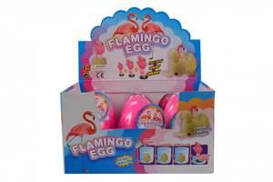 Bilde av Voksende flamingo egg XL