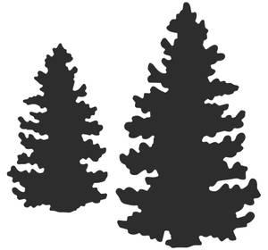 Bilde av Trær 2stk
