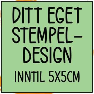 Bilde av PS Ditt eget design inntil 5x5m
