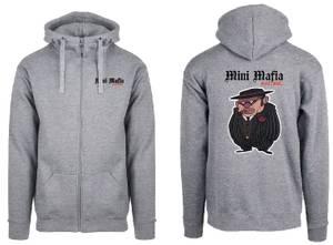 Bilde av Mini Mafia Hettejakke 3901 BRONX