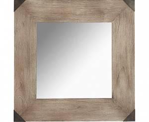 Bilde av Vintage Grey Speil 80x80 -