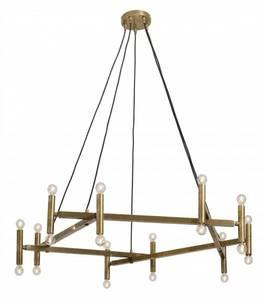 Bilde av Chandelier Messing taklampe