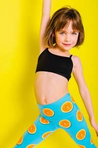 Bilde av Orange Kids Flexi Lexi tights