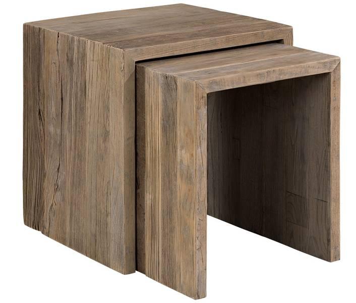 Bison 2-sett Sidebord - Artwood