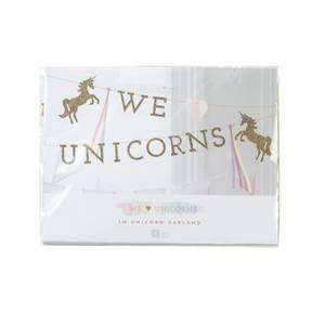 Bilde av Garlander We Love Unicorns -